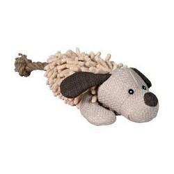 Stofftier Hund mit Tau - 30cm