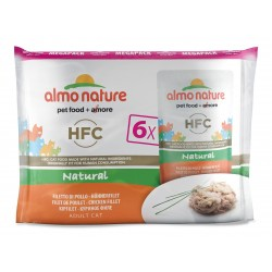 Almo HFC Natural Multipack...