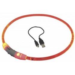 LED Lichtband transparent -...