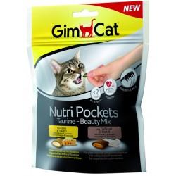 GimCat Nutri Pockets Taurin...